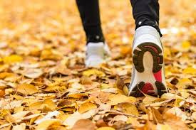 When's the last time you went running